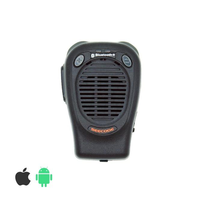 SCP-960Plus PTT内蔵マイクスピーカー