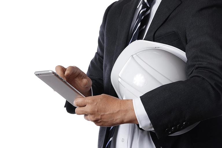 災害時の企業防災に役立つトランシーバーアプリ