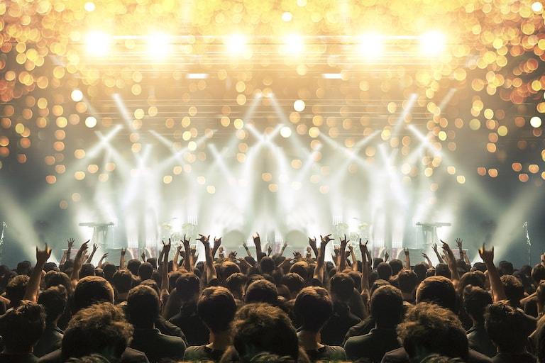 展示会やセミナー、コンサートやスポーツなどのイベント会場