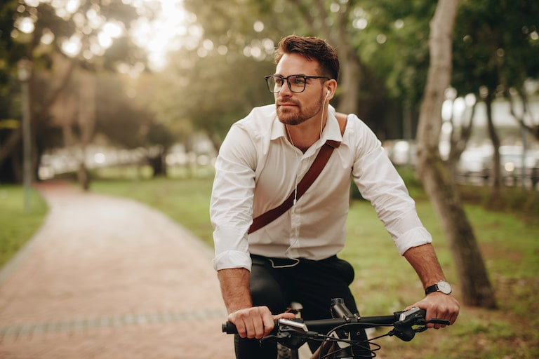 サイクリングでの会話はアプリでスムーズに!