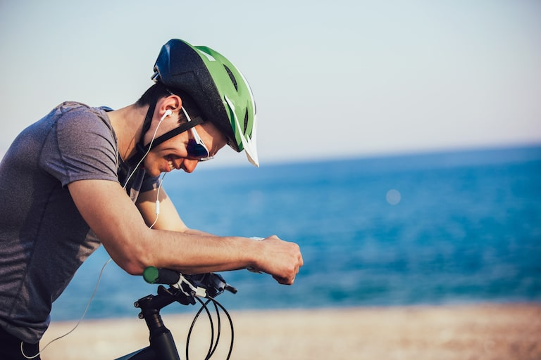 サイクリングにおすすめの会話アプリ